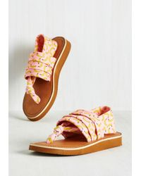 Dirty Laundry | All Isles And Cheers Sandal In Bananas | Lyst