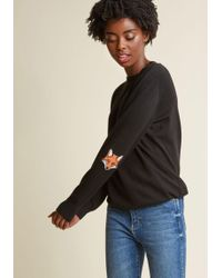 Sugarhill - Fox Follows Action Sweater - Lyst