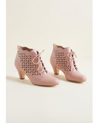 Chelsea Crew - Old World Bold Bootie - Lyst