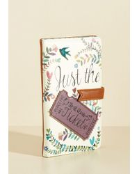 Disaster Designs - Girl Meets Voyage Travel Wallet By From Modcloth - Lyst