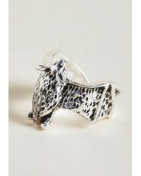 ModCloth - Bat Your Service Ring - Lyst