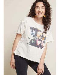 Trunk Ltd. - Staring At The Fun Graphic Tee - Lyst