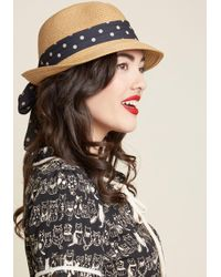 ModCloth - Sunny Opportunity Hat - Lyst