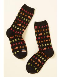 ModCloth - Ratio Your True Colours Socks - Lyst