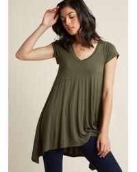 ModCloth - A Crush On Casual Tunic - Lyst