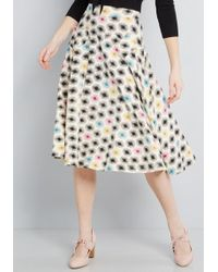 Effie's Heart - Next On Deck Midi Skirt - Lyst