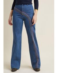 ModCloth - Rainbow With Me Jeans - Lyst
