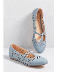 ab91f7643e1d3b Lyst - Chelsea Crew Wanna Prance With Somebody Sandal in White