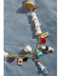 Les Nereides - Tea Time Necklace - Lyst