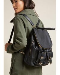 ModCloth - A Haul Order Vegan Convertible Backpack - Lyst