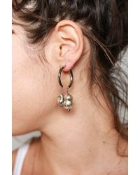 Lemaire - Pearl Creol Earrings - Lyst