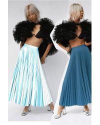 Maison Margiela - Reflective Skirt - Lyst