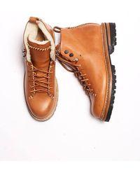 Feit - Whipstitch Hiker Boot - Lyst