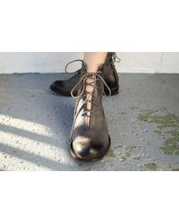 Cherevichkiotvichki - One Piece Lace Up Boot Blake Rapid - Lyst