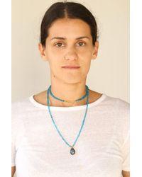 Darlene De Sedle - Beaded Necklace - Lyst