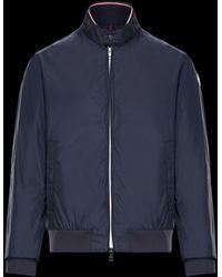 75c259694 Moncler Miroir Light Nylon Jacket in Blue for Men - Lyst