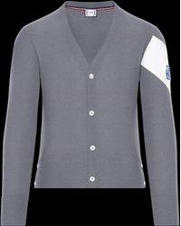 Moncler Gamme Bleu - Cardigan - Lyst