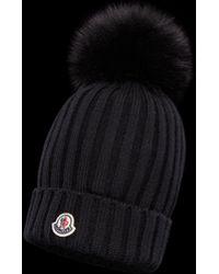 cappello moncler pon pon