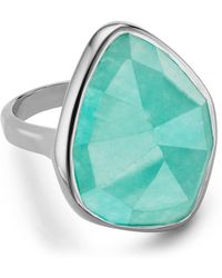 Monica Vinader - Siren Nugget Cocktail Ring - Lyst