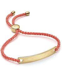 Monica Vinader - Havana Friendship Bracelet - Lyst