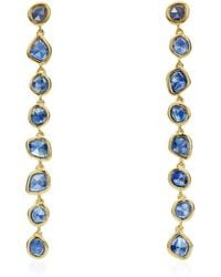 Monica Vinader - Siren Mini Nugget Cocktail Earrings - Lyst