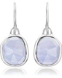Monica Vinader - Siren Large Nugget Earrings - Lyst
