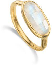 Monica Vinader - Vega Ring - Lyst