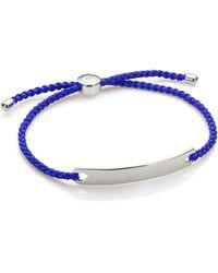Monica Vinader - Havana Men's Friendship Bracelet - Lyst