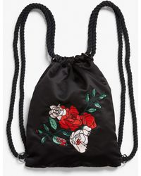 Monki - Drawstring Bag - Lyst