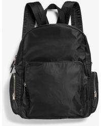 Monki | Pocket Backpack | Lyst