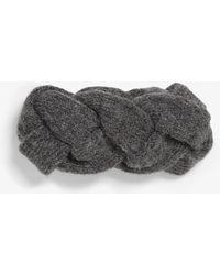 Monki - Braided Headband - Lyst