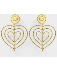 Sylvia Toledano - Valentine Earrings - Lyst