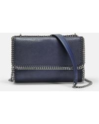 Stella McCartney - Shaggy Deer Shoulder Bag Falabella - Lyst
