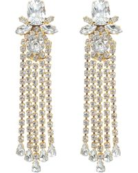 Shourouk | Riviera Earrings | Lyst