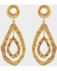 Sylvia Toledano - Drop Earrings - Lyst