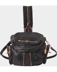 Alexander Wang - Mini Marti Leather Backpack - Lyst