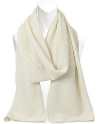 Inverni - Wool And Cashmere Scarf - Lyst