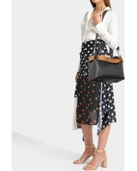 Burberry - The Small Belt Bag In Black Calfskin - Lyst