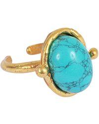 Sylvia Toledano - Petite Ovale Ring - Lyst