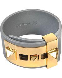 Valentino - B Rockstud Large Bracelet - Lyst