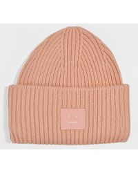 Acne Studios - Pansy L Face pale Pink - Lyst