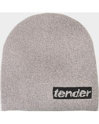 Alexander Wang - Beanie With Embroidered Artwork - Lyst