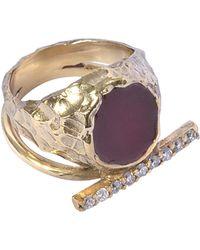 Voodoo Jewels   Sigillum Bronze Ring   Lyst