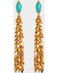 Sylvia Toledano - Leaves Earrings - Lyst