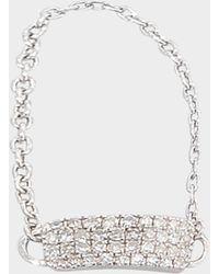 Vanessa Tugendhaft - Identity Chain Ring - Lyst