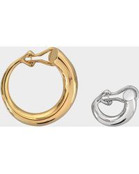 Charlotte Chesnais - Monie S + M Earrings - Lyst