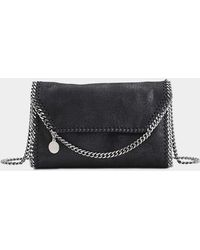 Stella McCartney - Crossbody Bag Falabella Shaggy Deer - Lyst