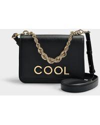 0655969afaec MICHAEL Michael Kors - Mott Embellished Crossbody Bag - Lyst