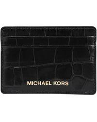 MICHAEL Michael Kors   Money Pieces Card Holder   Lyst