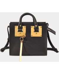 Sophie Hulme - Box Albion Tote - Lyst